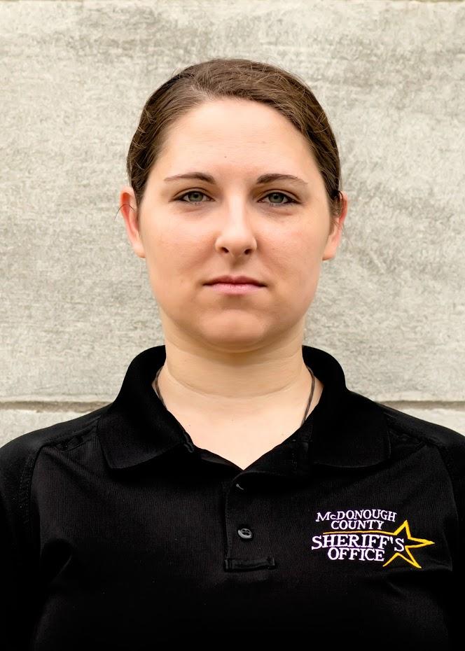 Corrections Officer Kristena Johnson