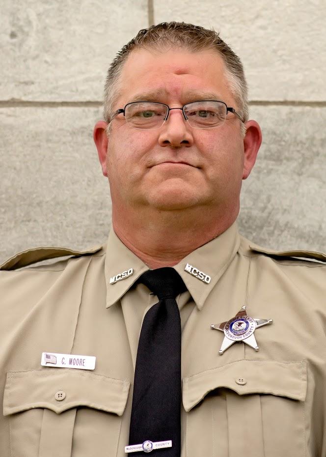 Deputy Clint Moore