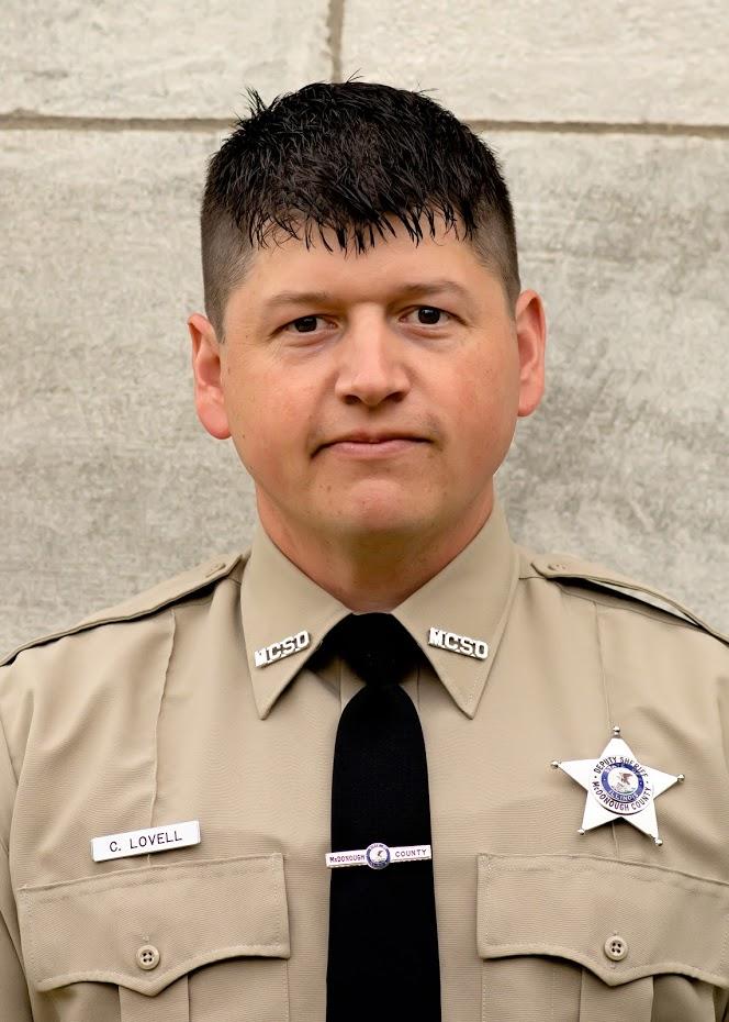 Deputy Cody Lovell