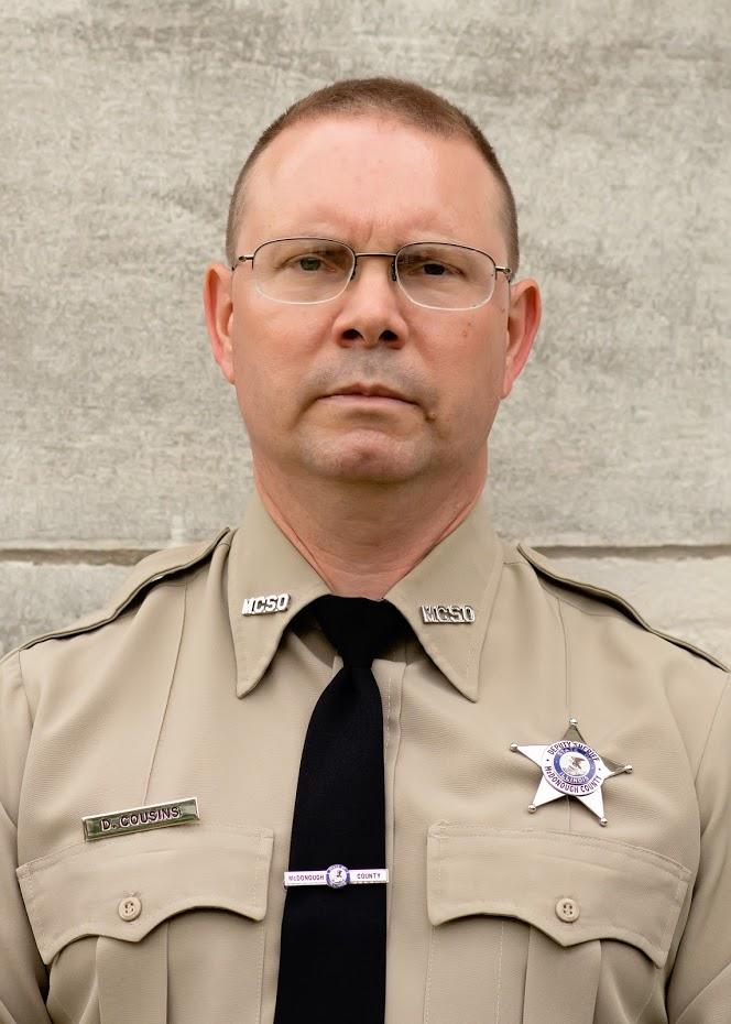 Deputy Dan Cousins