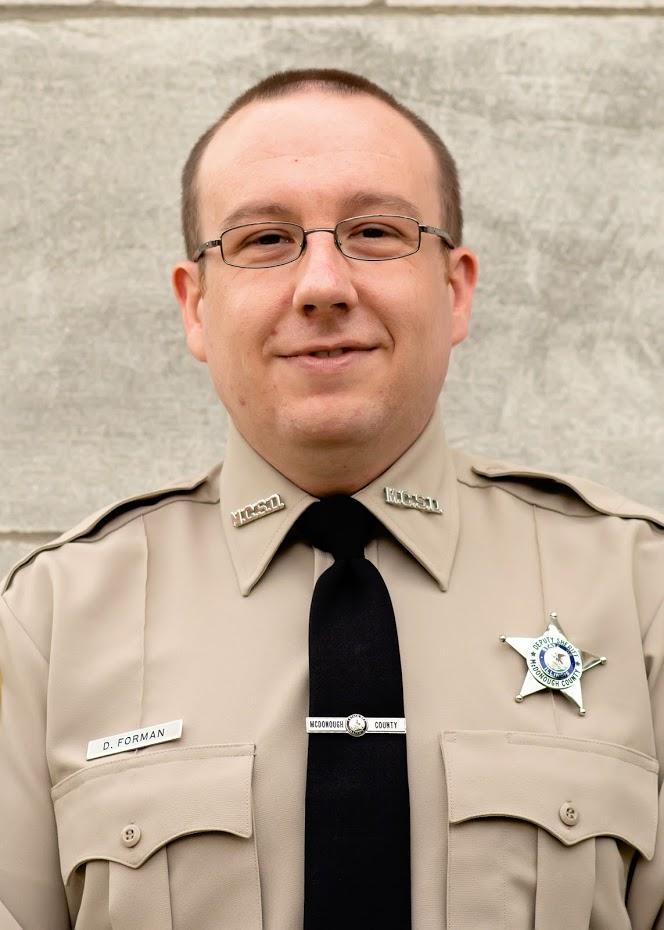 Deputy Dustin Forman