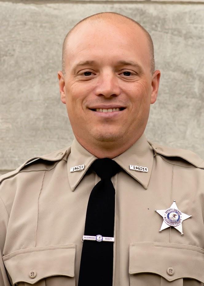 Deputy Ed Arnold
