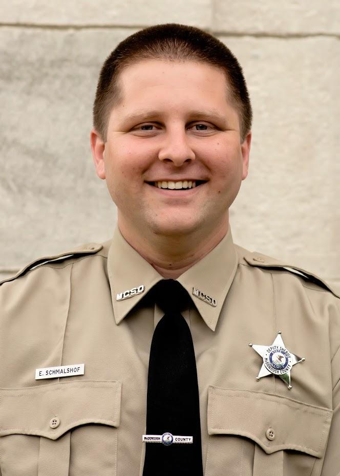 Deputy Evan Schmalshof