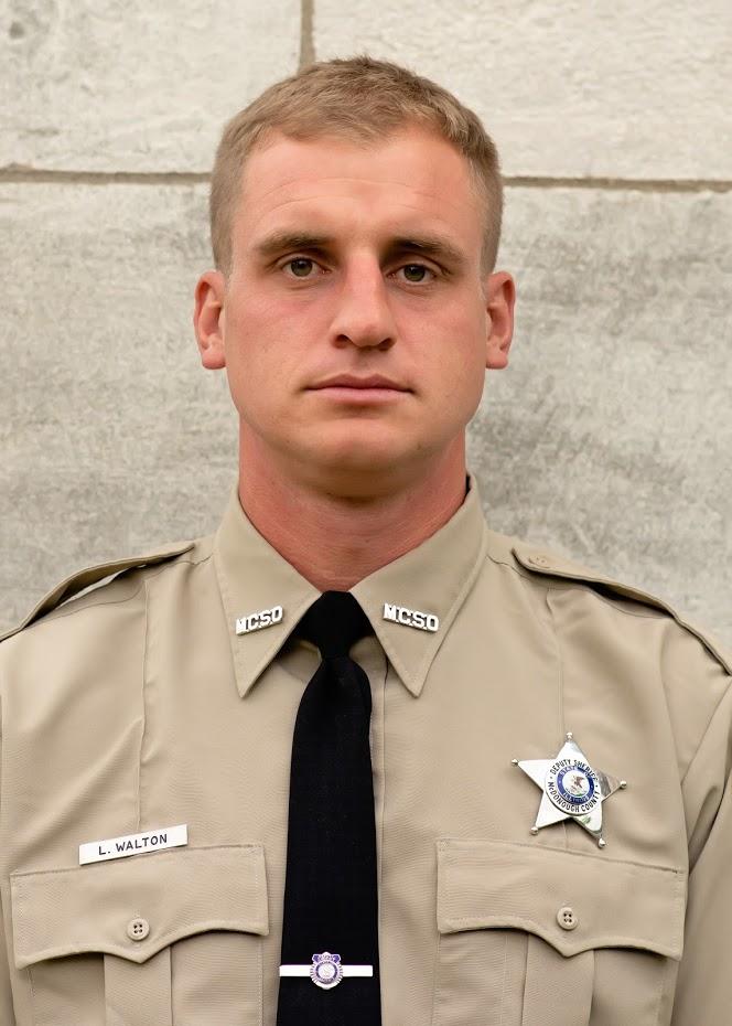 Deputy Levi Walton
