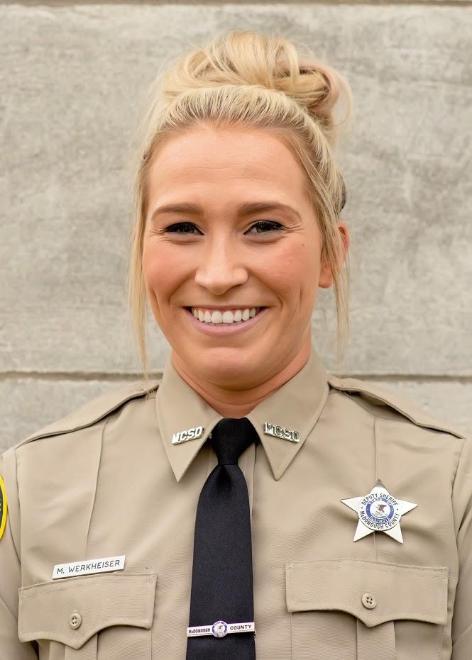 Deputy Morgan Werkheiser