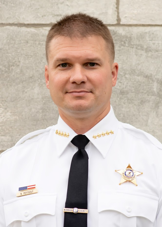 Sheriff Nicholas Petitgout