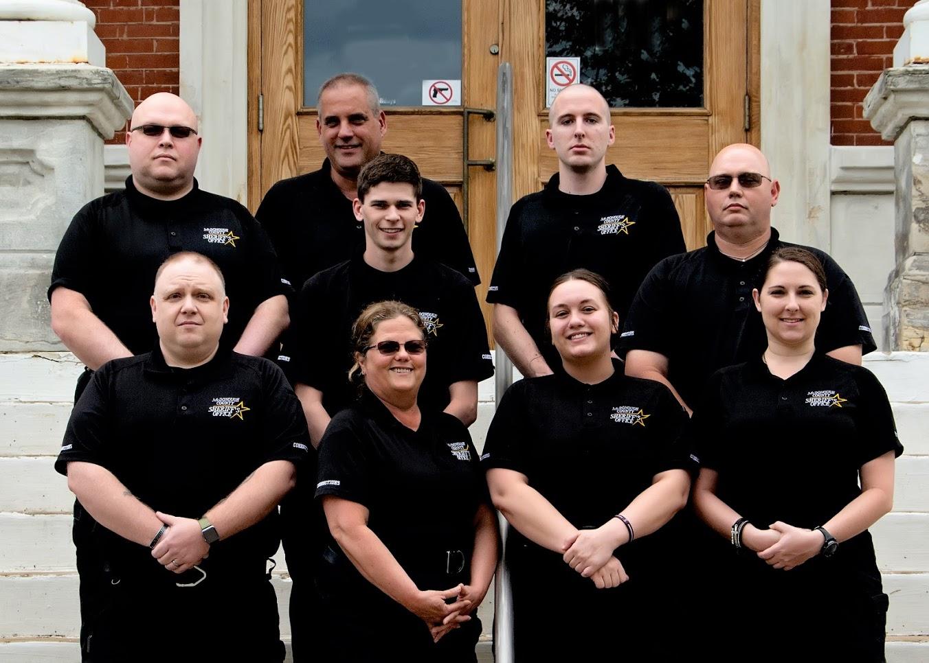 Corrections Staff